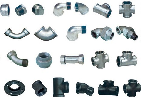 Malleable Iron Pipe Fitting--BS STANDARD