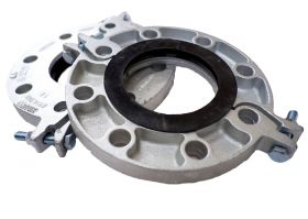 Galvanised Flange Adapter