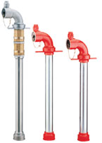 Single Outlet Standpipe